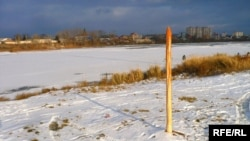 Кол Ивана Грозного в Канске
