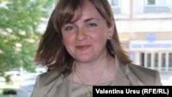 Natalia Gherman, ministrul de externe al R. Moldova