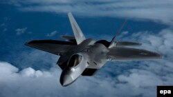 Винищувач F-22