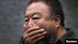 Ai Weiwei (file photo)