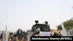 Од немирите во Басра пред два дена