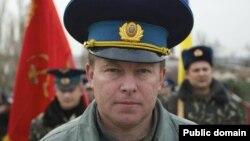 Юлій Мамчур, екс-командир 204-ї бригади тактичної авіації ЗСУ