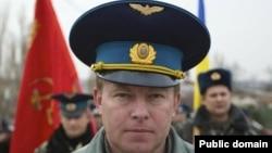 Юлий Мамчур, экс-командир 204-й бригады тактической авиации ВСУ