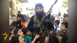 Central Asian Jihadists Head To Syria To Join Islamic State Militants