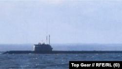 Bu gəminin Loşarik olduğu iddia edilir