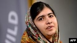 Pakistani education activist Malala Yousafzai