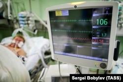 Клиническая больница №119, где оказывают помощь пациентам с коронавирусом