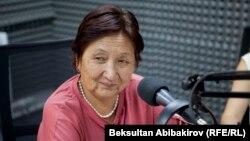 Азиза Абдирасулова.