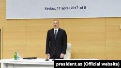 İlham Əliyevin sədrliyi ilə Yevlaxda qeyri-neft ixracatçılarının respublika müşavirəsi keçirilib. 17aprel2017