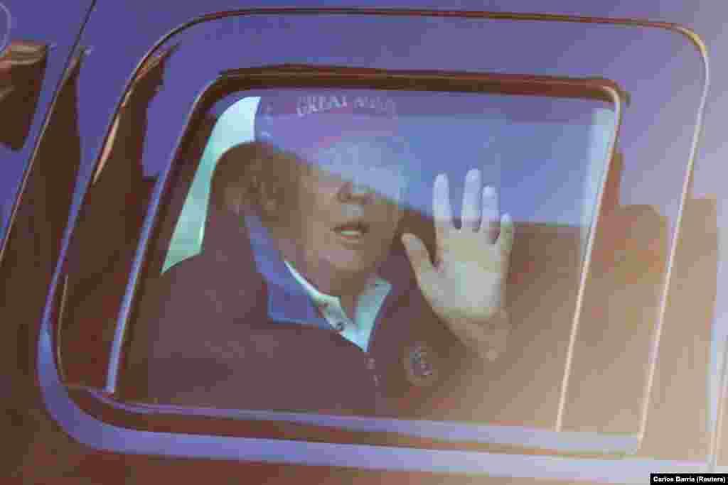 САД - Претседателот на САД Доналд Трамп продолжува да дава неосновани тврдења дека претседателските избори биле наместени и вети дека ќе покрене повеќе тужби и покрај загубените обиди за поништување на резултатите во повеќе државни судови.
