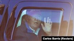 """Президент Дональд Трамп назвал победу Джо Байдена на выборах президента США результатом """"подтасовок"""""""