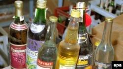 В Саранске ночью крепкие спиртные напитки можно увидеть, но нельзя купить