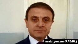 Начальник Полиции Армении Валерий Осипян (архив)