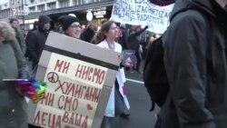 'Beli mantili' sa protesta: Ne želimo apsolutnu vlast