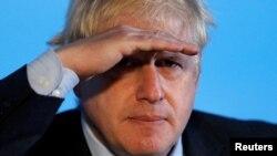Boris Džonson, premijer Velike Britanije