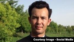 روحالله الهام یک عضو جامعۀ مدنی هلمند