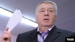Владимир Жириновский, 4 декабря 2011