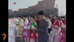 Шимолий Кореяда Ким Ир Сен таваллуди нишонланди