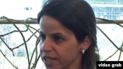 Gioia Scappuci, secretara Comitetului Lanzarote
