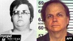 Марк Дэвид Чапмен - в 1980 году и в 2012-м