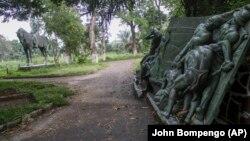 Споменик за колонијалната ера во Конго