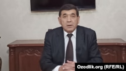 Opposition leader Khidirnazar Allaqulov was attacked outside his home in March, and then sued for saying so.