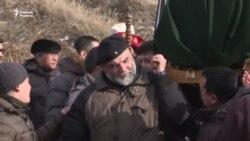 Гейдар Джемаль Алматыда жерленді