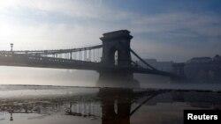 Ланцюговий міст через Дунай, один із символів Будапешта