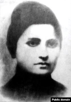 Екатерина Сванидзе, 1904 г.