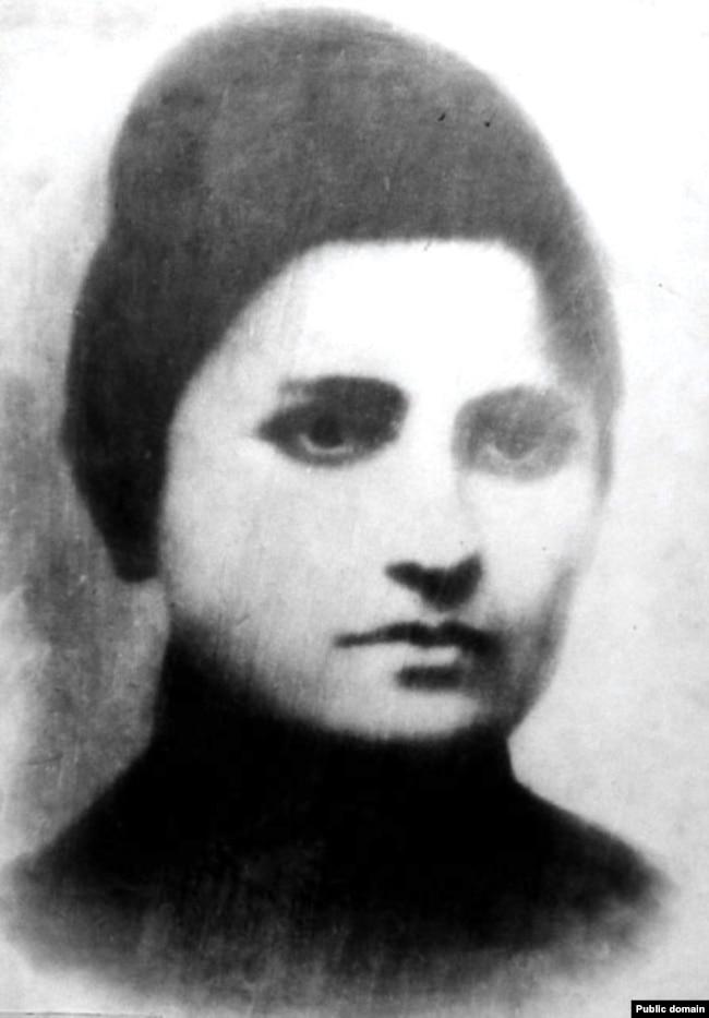 Екатерина Сванидзе, 1904 год
