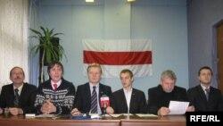 Удзельнікі стварэньня БНБ (27.10.2009)