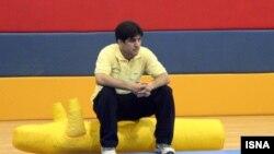 Сардар Пашаи, чемпион Ирана по вольной борьбе и тренер иранской сборной.