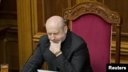 Ուկրաինայի նախագահի պաշտոնակատար Ալեքսանդր Տուրչինով