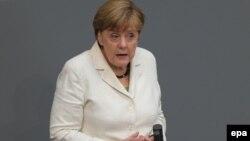 انگیلا مرکل صدراعظم جرمنی