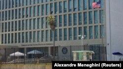 Американската амбасада во Хавана