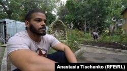 Эстебан Торрес в приюте