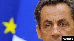 Presidenti Nicolas Sarkozy