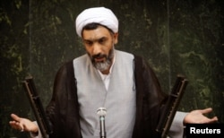 Иранның әділет министрі Мостафа Пурмухаммади.