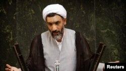 مصطفی پور محمدی وزیر دادگستری