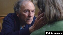 "A scene from Michael Haneke's ""Amour"""