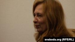 Людміла Рублеўская.