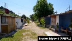 Izbjeglički centar u Tasovčićima blizu Čapljine (arhivska fotografija)