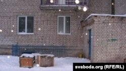Месца, дзе загінуў Юры Гумянюк