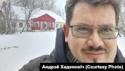 Андрэй Хадановіч, Краснагруда, Польшча, студзень 2021 г.