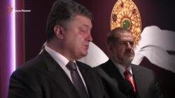 Петро Порошенко про виступ Джамали на «Євробаченні-2016» (відео)