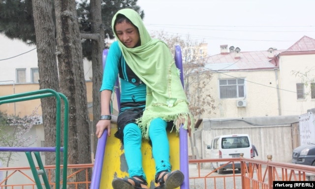 Sahar Gul says she wants to become a doctor and a female leader.