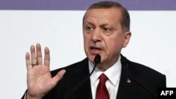 Төркия президенты Рәҗәп Тайип Эрдоган