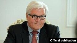 فرانک والتر شتاین مایر وزیر خارجه جرمنی