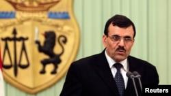 Алі Лаараєд, фото 7 березня 2013 року