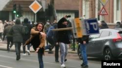 Холандија, протести
